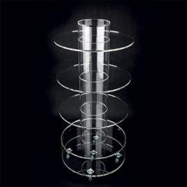 Espositore Round Tower